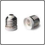 Fatning Adapter E27 til MR16/GU5.3