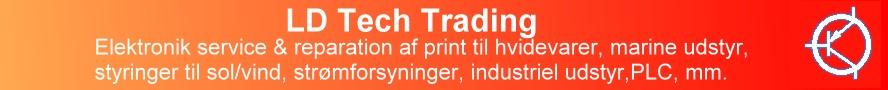 Fejlfinding og service af elektroniske print
