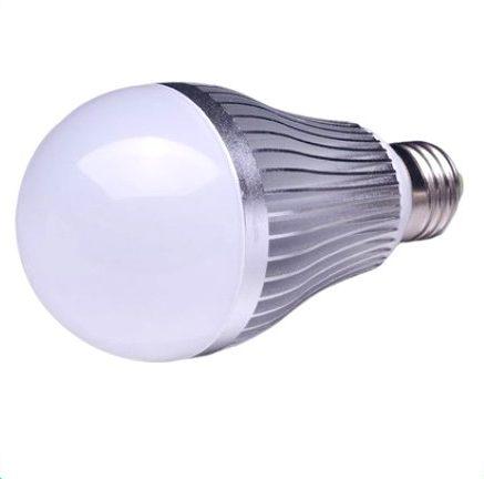 LED Pære 3W/12V, E27 Phaesun Lux Me CW 270_12 hvid