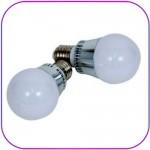 LED Pære 5,3W/12V, E27 Phaesun PN-OP 400T hvid