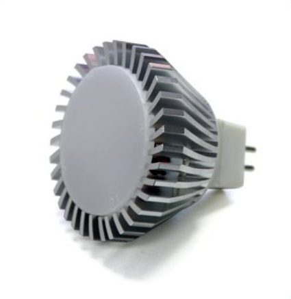 LED Pære 4,5W/12V, MR16/GU5.3 Phaesun PN-OP 300 hvid