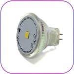 LED Pære 1,2W/12V, MR11 Phaesun PN-OP 100 hvid