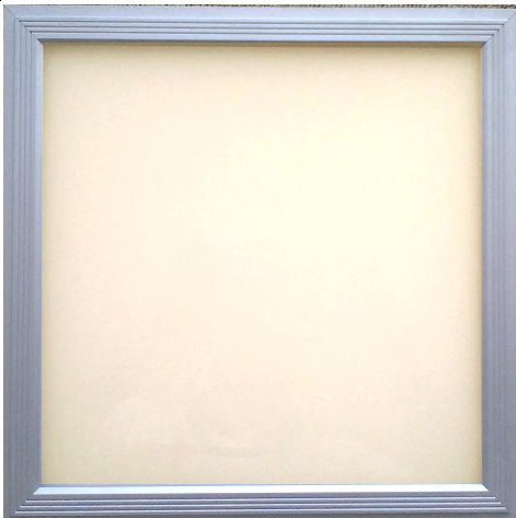 LED Panel 230V/10W, 30x30 cm varm/hvid
