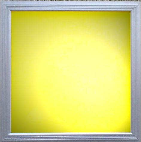 LED Panel 12V/10W, 30x30 cm varm/hvid