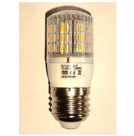 LED pære 230V AC 3,8W E27 3000K/350lm
