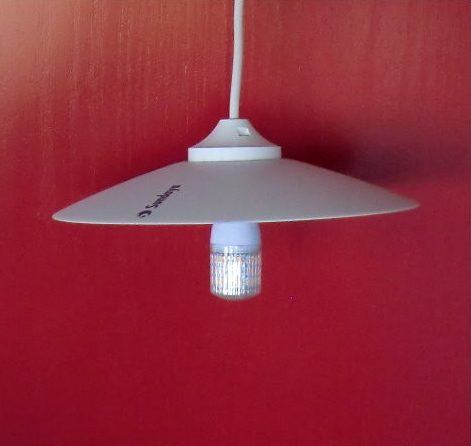 Led Lampe ELIOS, inklusiv pære