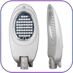 Gadelampe med LED, 60W, 240V, 4200K, IP66
