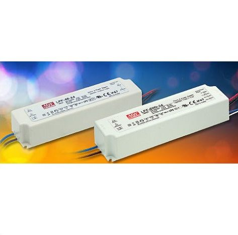 LED strømforsyning LPD-40D-12 Dimmable