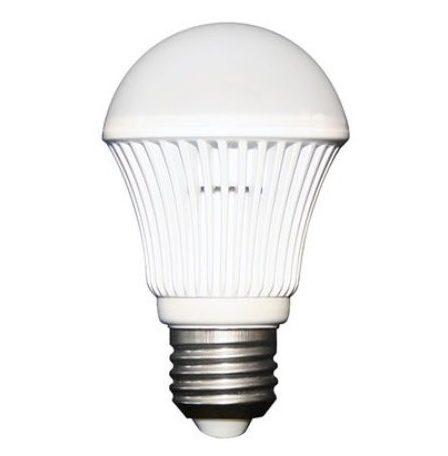 Steca LED Pære 4W/12V og 24V, E27 neutral hvid