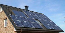 Solceller til nettilslutning  og batteriopladning