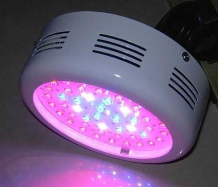 LED UFO vækstlampe, 50W, 230VAC